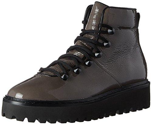 Kennel En Schmenger Schoen Fabriek Dames Wandelen Laarzen (uk) Grijs (slate Zool Zwart)
