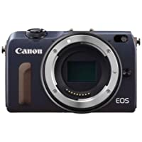Canon EOS M2 (Blue Body Only) - International Version (No Warranty)