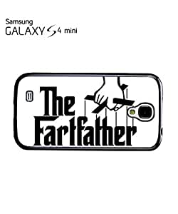 The Fart Father Mobile Cell Phone Case Samsung Galaxy S4 Mini Black