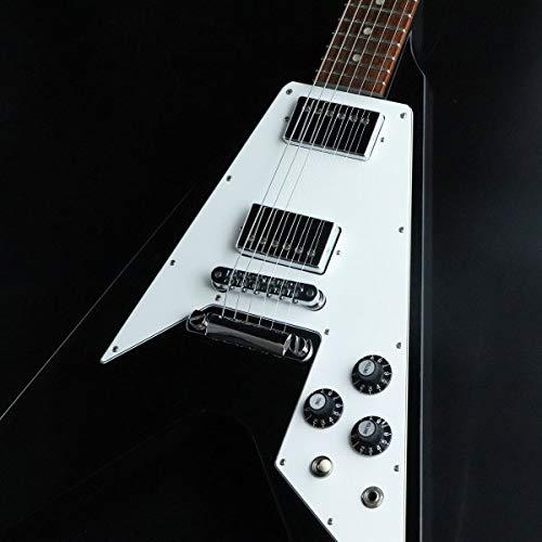 Gibson USA/Japan Limited Flying V 2015 Ebony   B07V4V1GGN