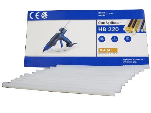 Pam UX8012 HotMmelt Adhesive Glue for HB220 Glue Gun 16-ounce