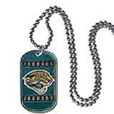 NFL Jacksonville Jaguars Dog Tag Necklace