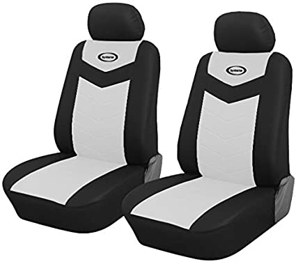 Mazda CX-5 Car Front Seat Protector Covers Heavy Duty Waterproof Cover Grey Pair