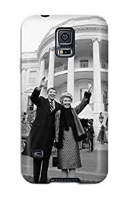High Quality UefEPed4424IJNUU Photography Black And White Tpu Case For Galaxy S5