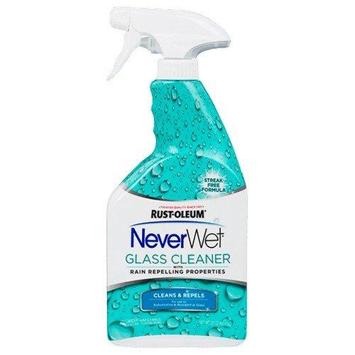 Rust Oleum 293122 Neverwet Glass Cleaner