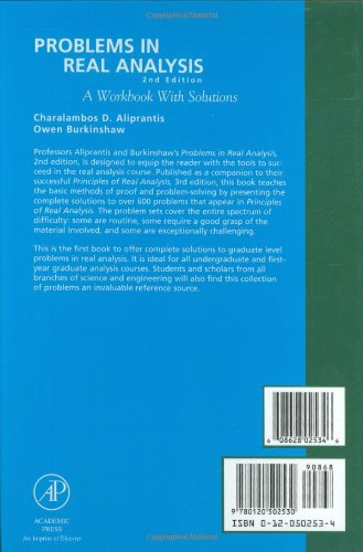 Buy problems in real analysis book online at low prices in india buy problems in real analysis book online at low prices in india problems in real analysis reviews ratings amazon fandeluxe Gallery