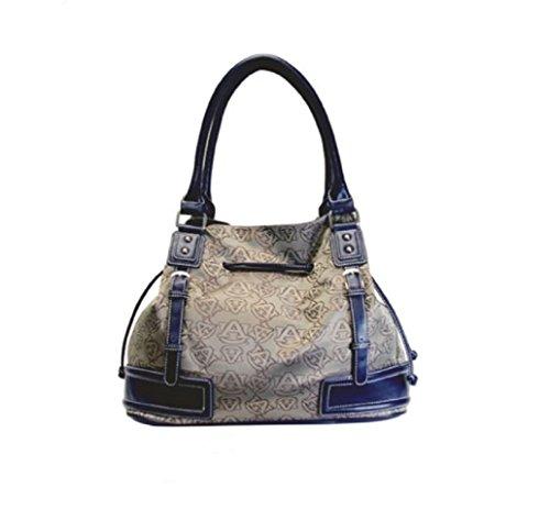 Auburn The Endall Handbag by Sandol Brands