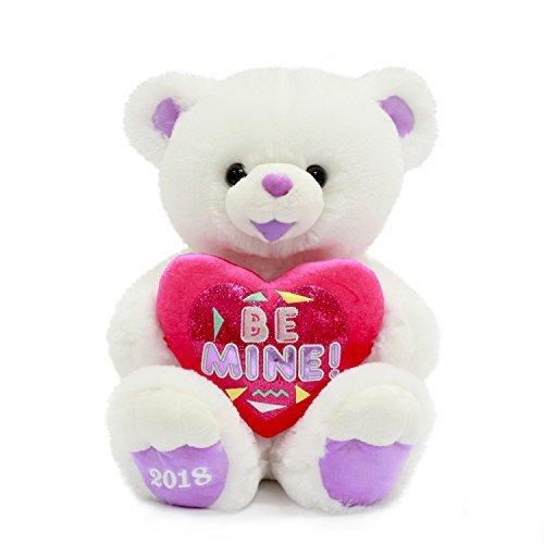 Valentines Day Gift Plush Teddy Bear 2018 White