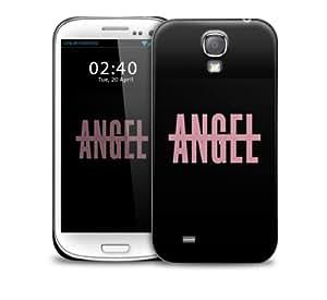 angel custom beyonce Samsung Galaxy S4 GS4 protective phone case