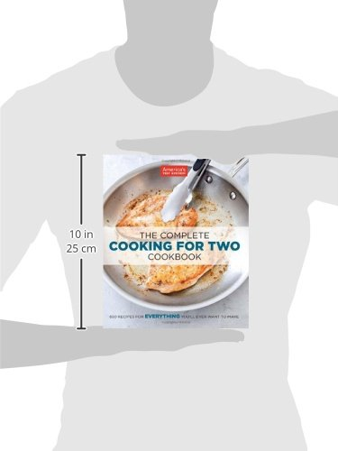 41QqCF4%2BTnL The Complete Cooking For Two Cookbook
