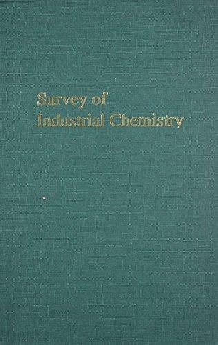 Survey of Industrial Chemistry - Philip J. Chenier