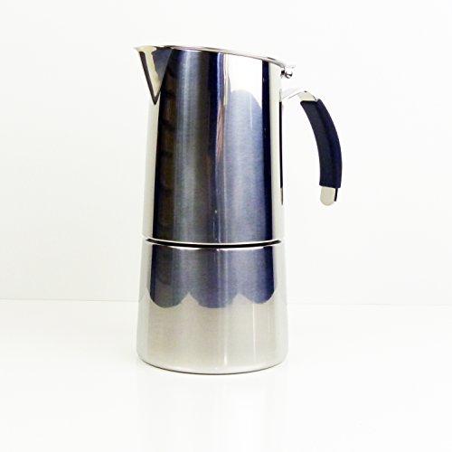 Ilsa Coffee Maker Italy : Omina by Ilsa moka espresso coffee maker (9 Italian Cups) - Coffee Pigs