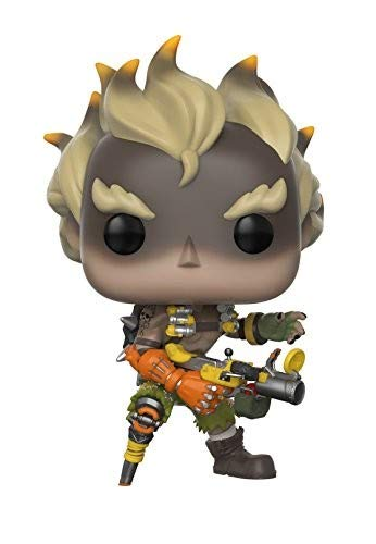 Funko Pop Games: Overwatch-Junkrat, Multicolor -  29045