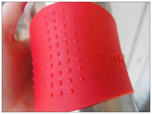 Amazon.com : Botella de agua de acero inoxidable de ...