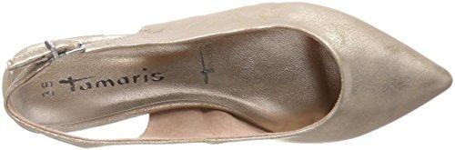 Tamaris Rosa 29402 Cinturino con Caviglia alla Sandali Rose Metallic Donna 7Hwq7r60
