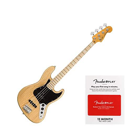 Fender American Original 70S JAZZ BASS MN NAT