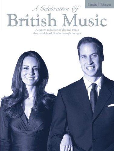 A Celebration Of British Music (Piano/Vocal/Guitar Songbook) pdf epub