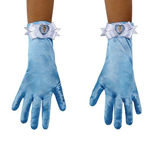 Cinderella Child Gloves, One Size