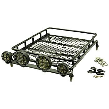 Amazon Com Gadget Place Metal Roof Rack Luggage Storage