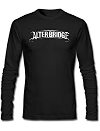 Men's Alter Bridge Logo Long Sleeve T-shirt Black XXL