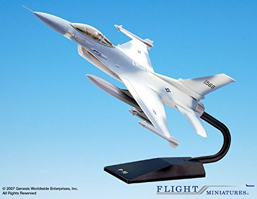F-16 Falcon Game - Long Prosper USAF Blue Camouflage General Dynamics F-16 Falcon 1:48 Scale Display Model