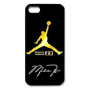 Caitin Air Jordan Treasure Design Cell Phone Cases Cover for iPhone 5c