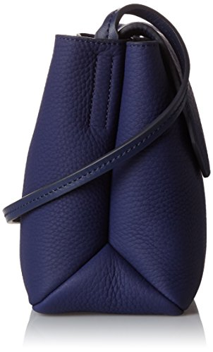 Cross x Blue Cobalt ECCO x 17 Wxhxd Handbag 10 Womens 90582 22 cm Crossbody Deep Body Jilin qtOHtzr