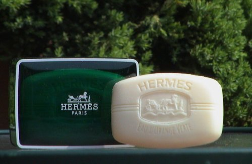 8 Hermes Eau d'Orange Verte Savons Parfumes 100g Soaps (P...