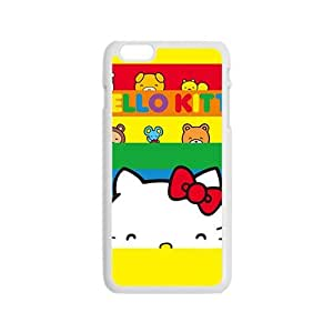 QQQO Hello kitty Phone Case for iPhone 6 Case hjbrhga1544
