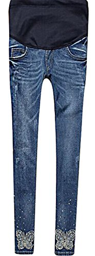 Butterfly Flare Jeans - 9