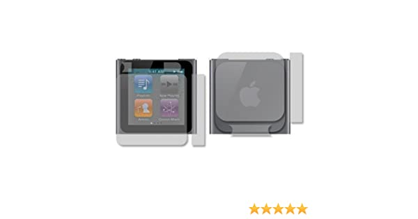 Clear Screen Protector For iPod Nano 6 6th Generation New