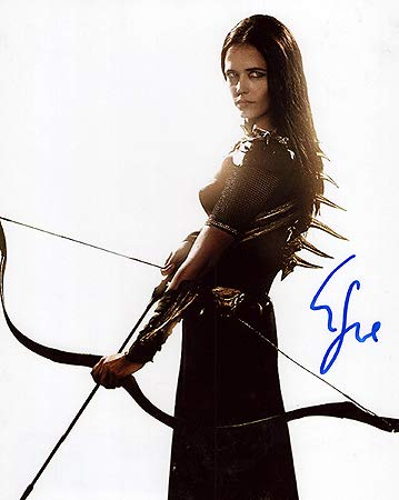 EVA GREEN (300 - Rise of an Empire) 8x10 Female Celebrity Photo Signed In-Person -  Iconographs