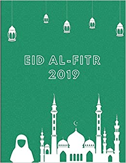 Eid al-Fitr 2019: Lined Journal To Write Notes During