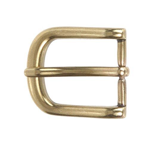 Brass Womens Belt Buckle - 1