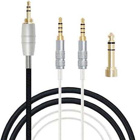 [해외]PCCITY T5p 2ndT1 2ndHA-SW02HA-SW01 헤드폰 해당 케이블 헤드폰 リケ?ブル (1.2 M) / PCCITY T5p 2ndT1 2ndHA-SW02HA-SW01 Headphone Cable Headphone Recable (1.2M)
