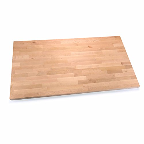 Birch Workbench Top 1-1/2