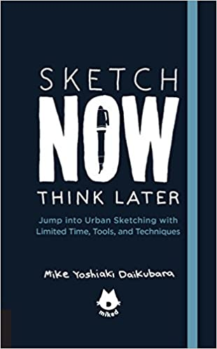 Tools Sketch Now and Techniques Think Later: Jump into Urban Sketching with Limited Time