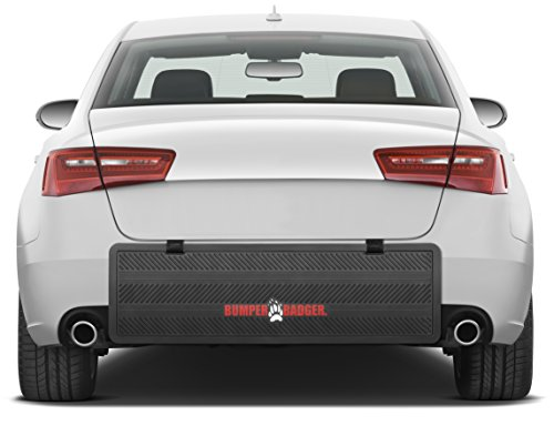BumperBadger Retro Edition Rear Bumper Guard