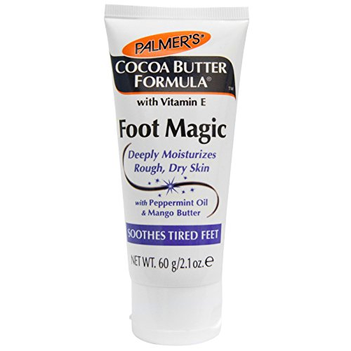 Palmers Cream Soap (Palmer's Cocoa Butter with Vitamin E Foot Magic, 2.1 Ounce)