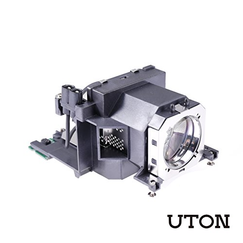 ET-LAV200 Projector Bulbs Replacement for PANASONIC PT-VW430 PT-VW431D PT-VW435N PT-VW440 PT-VX500 PT-VX505N PT-VX510 (Uton) by Uton