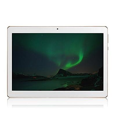 "BEISTA HD 10.1 Tablet, 10.1"" HD Display, Wi-Fi, 16 GB - Dual Camera, Bluetooth, White"