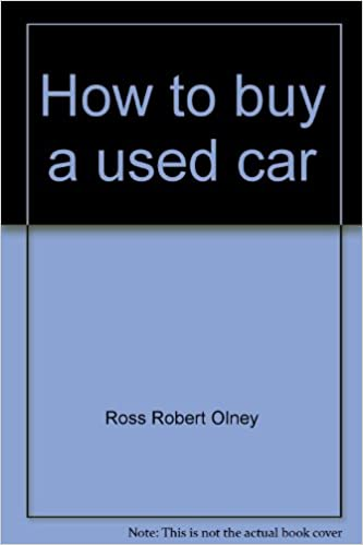 Read online How to buy a used car PDF