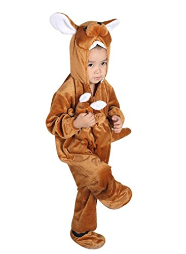 Cangaroo children-s halloween costume-s, girl-s boy-s kid-s, F53 Size: 5