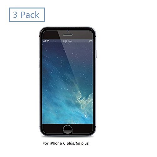 3 PACK iPhone Protector Protective Explosion