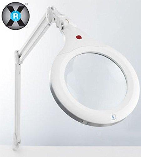 Daylight D22080 XR Lens Ultra-Slim Magnifying Lamp 19in + Quick Lens Swap™
