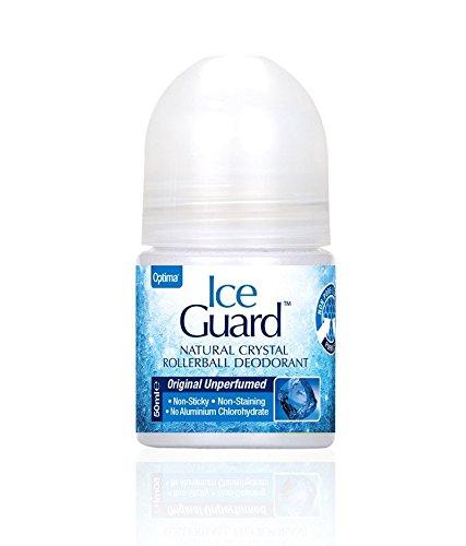 Ice Guard Natural Crystal Rollerball Deodorant 50ml