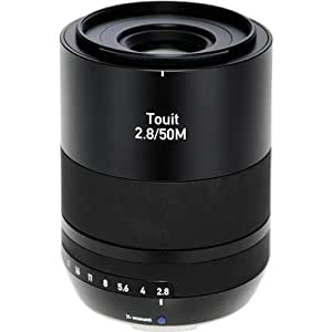 Zeiss Touit 50mm f/2.8M Lens for Fujifilm X Series Cameras