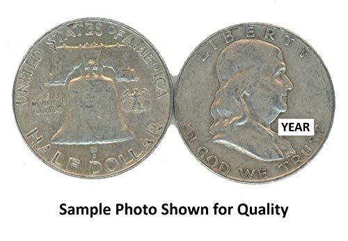 1954 S Franklin Half Dollar Avg Circ ()