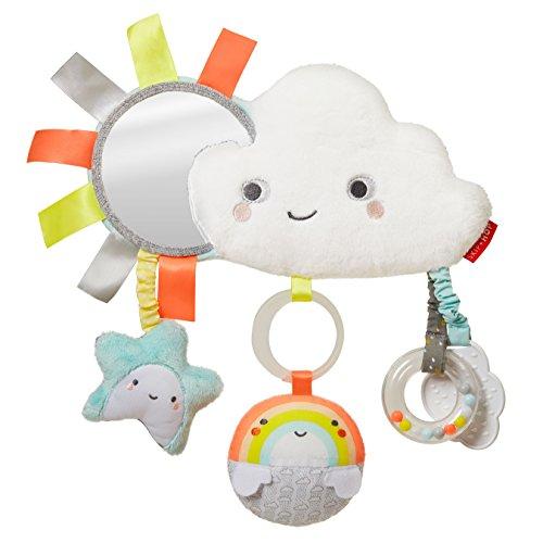 (Skip Hop Silver Lining Cloud Stroller Bar Activity Toy, Multi)