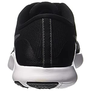 Nike Men's Flex Contact Running Shoe, Black/Dark Grey-Anthracite-White, 11